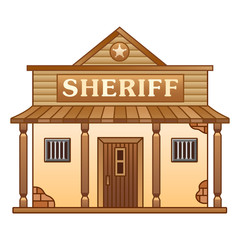 Wild West Sheriff's office
