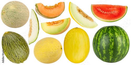 melon set