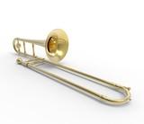 Fototapety Trombone