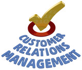 CRM check Customer Relations Management