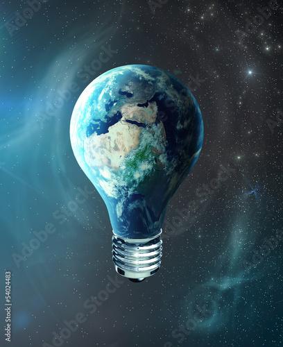 lamp earth