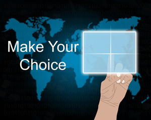 Make your choice 09.07.13