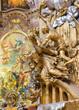 Vienna - Sculpture of Martyrium of st. John the Nepomuk