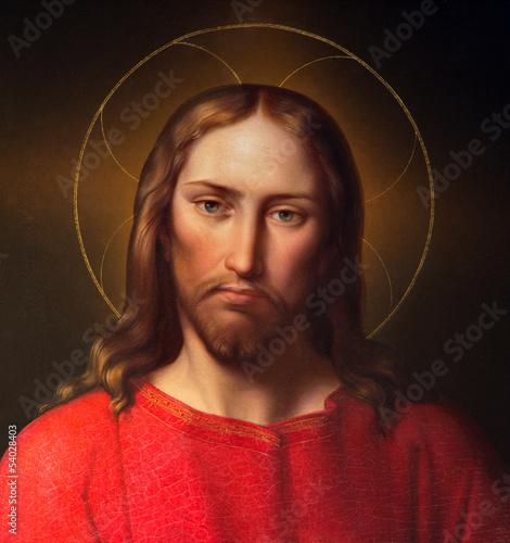 Vienna - Jesus Christ by Leopold Kupelwieser