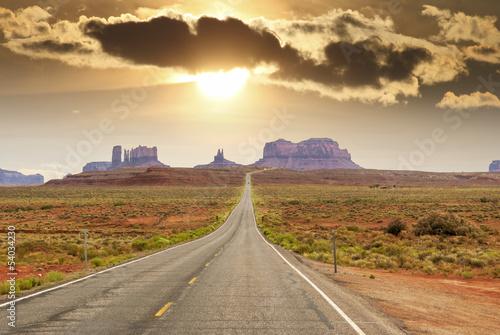 Fototapeten,tal,monuments,ocolus,arizona