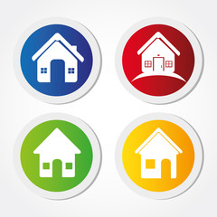 home labels