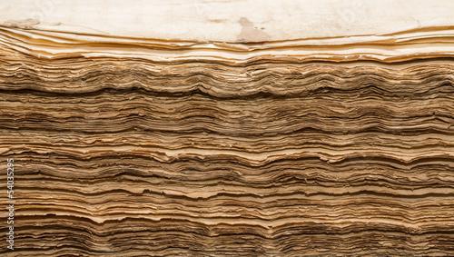 Antique Book sheets