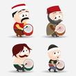 ramadan drummers