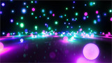 colorful light balls 2