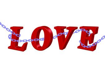 Zincirlenmiş love