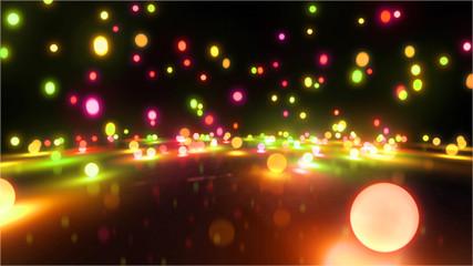 colorful light balls 4