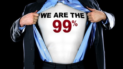 Occupy Wall Street's 99%
