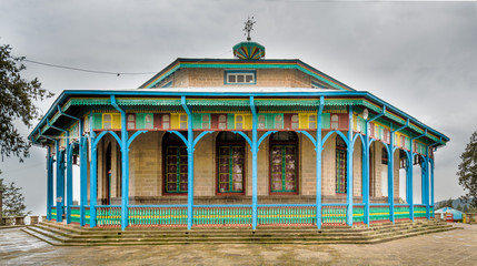 Entoto Maryam Church