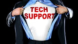 Tech Support Superhero