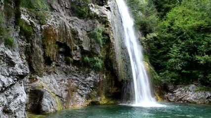 Ledro, Cascata