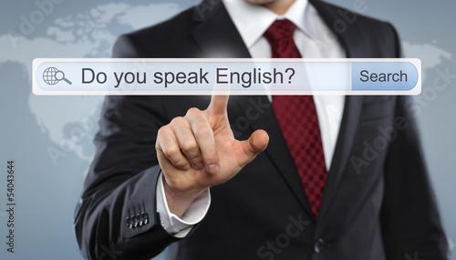 Do you speak English? - 54043644