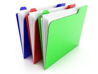 RGB Folders