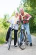 best ager mit fahrräder