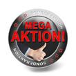 MEGA-AKTION, button