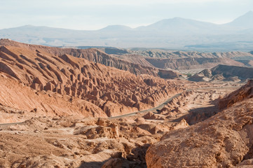 Moon Valley, San Pedro de Atacama (Chile)