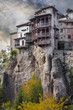 Cuenca, medieval town on clifs, Spain
