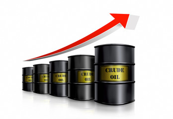 crude oil diagram