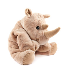 Rhinoceros rhino plush toy
