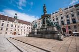 Castle Hofburg in Vienna