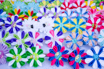 handmade head hair accessories grip kids fair