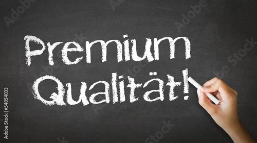 Premium Quality (In German)