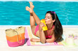 Summer skin care and protection