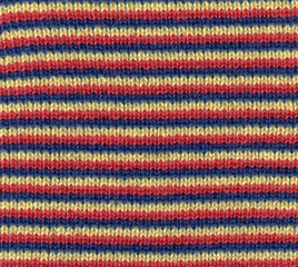 Detail of woolen fabric