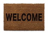 Flat Welcome Mat