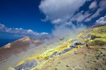 sicily - volcano