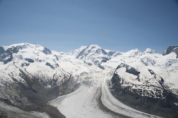 Dufourspitze, Monte Rosa
