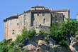 Château de Bruniquel dans le Tarn
