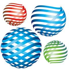 Abstract Circle Logotype