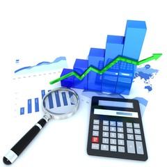 GRAPHIQUES - BILAN FINANCIER - ANALYSES