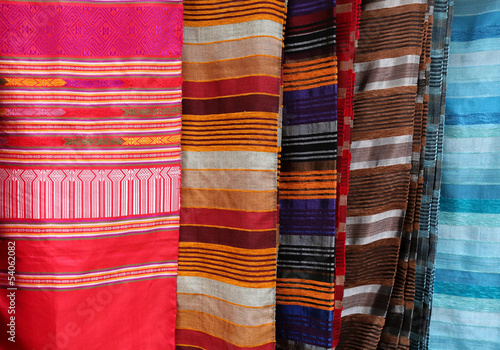 Traditional Moroccan textiles