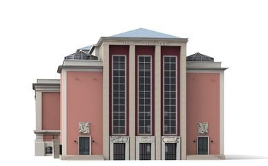 Grillo Theatre, Duisburg