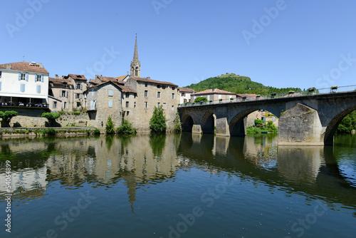 Village de  Saint-Antonin-Noble-Val