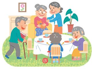 高齢者施設 グループホーム