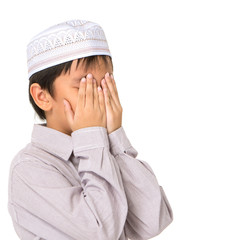 Muslim boys.