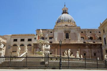Piazza della vergogna,Palermo