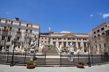 Piazza Pretoria,Palermo