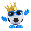 3d Football is the champion