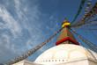Boudhanath stupa of Kathmandu