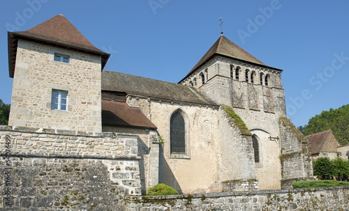 church of Moutier d'Ahun