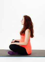 Pregancy Fitness Meditation