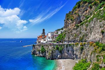 emerald coast, Atrani . Italy